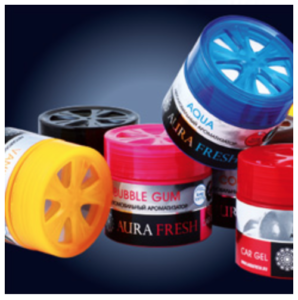 AURA FRESH CAR GEL