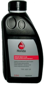 HONDA PRO COOLANT READY TO USE type 2
