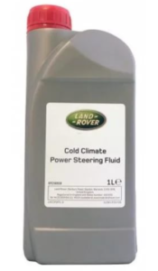land rover cold climate power steering fluid
