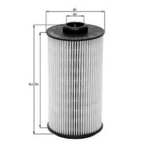 Масляный фильтр Mahle KX344D