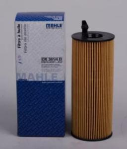 Масляный фильтр Mahle OX361/4d