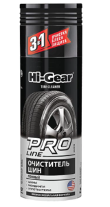 Очиститель шин (пенный) Pro Line Tire Cleaner Professional Line, Hi Gear, 340 г.