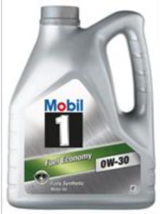 Fuel Economy 0W-30
