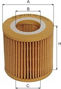 Масляный фильтр Kolbenschmidt 50 013 618