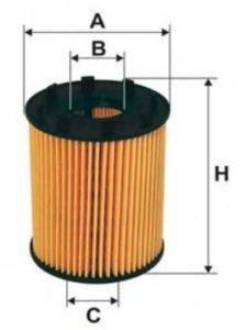 масляный фильтр CHAMPION - xe531