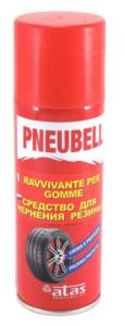 Средство для ухода за шинами (чернение резины) Pneubell TR, 400 мл, Atas